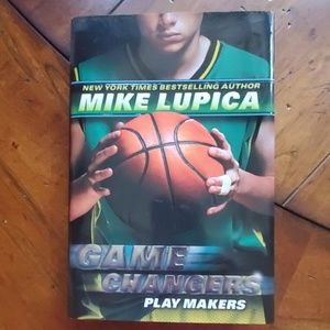 Game Changers book Mike Lupica NEW
